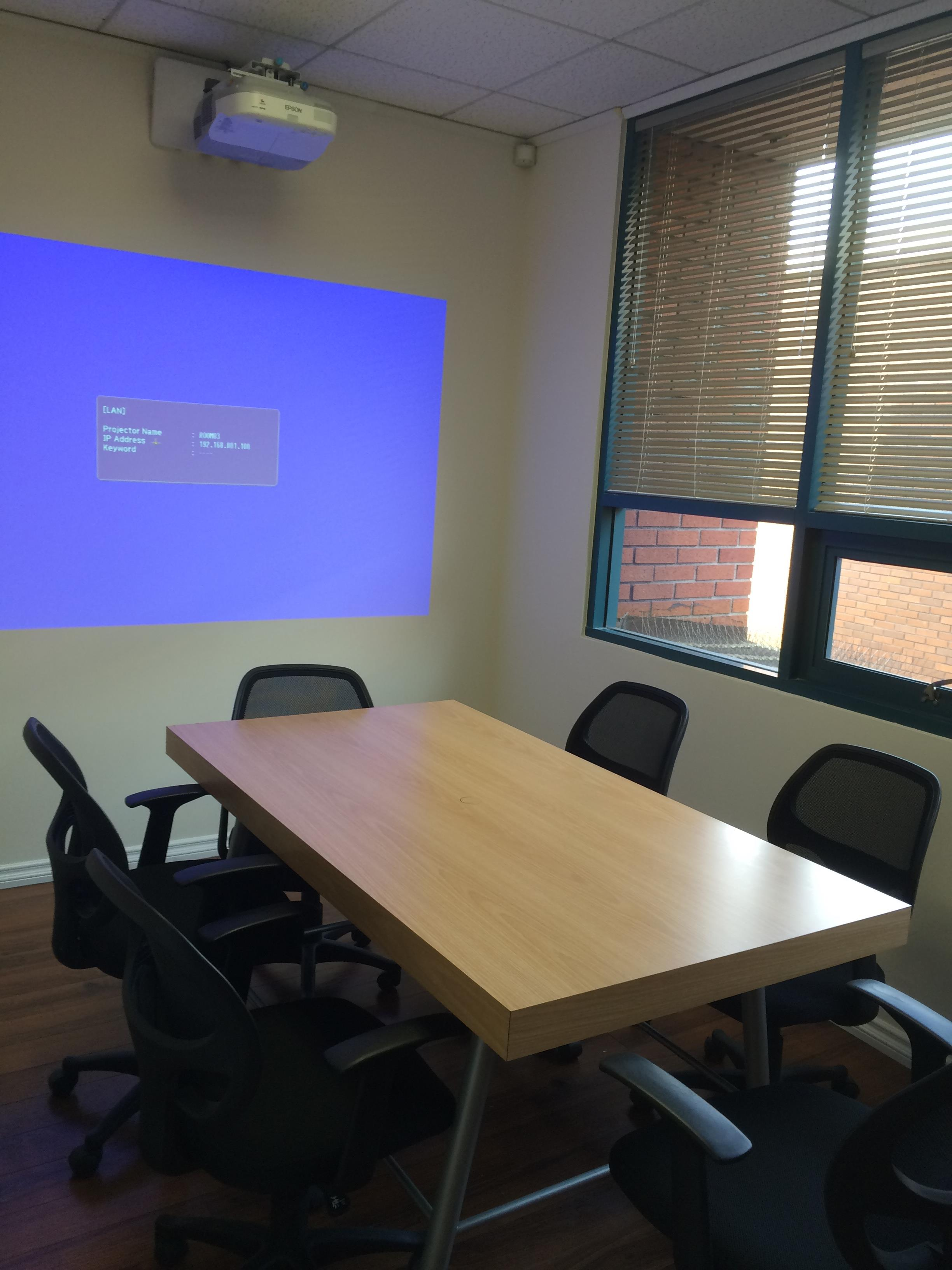 Integrated Digital Technologies (IDT) - Meeting Room / Conference Room