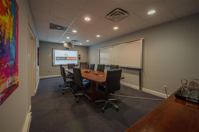 HeadRoom - Media - Board room
