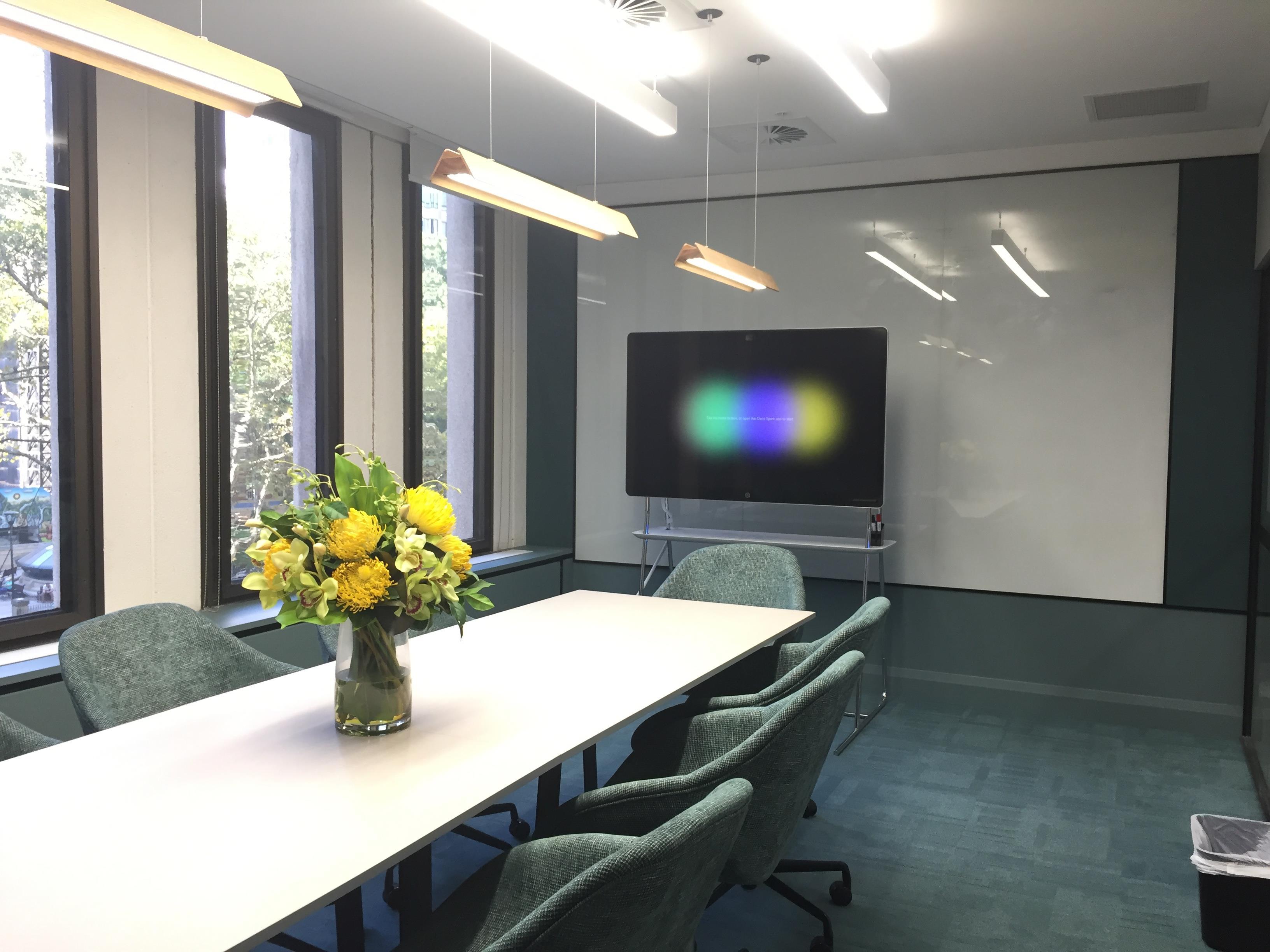 Fishburners - 12 Person Meeting Room in Wynyard