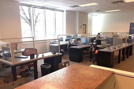 ATS Mobile - Purplegator - Open Desk 1