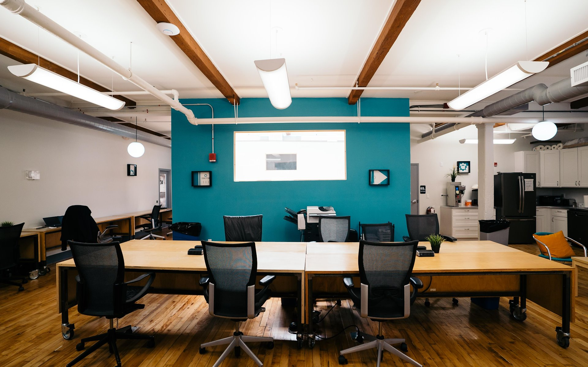 Coalition: Boston - Dedicated Desks in Shared Office