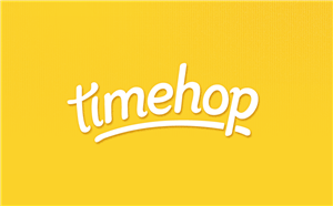Logo of Timehop