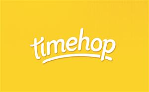 Logo of Timehop