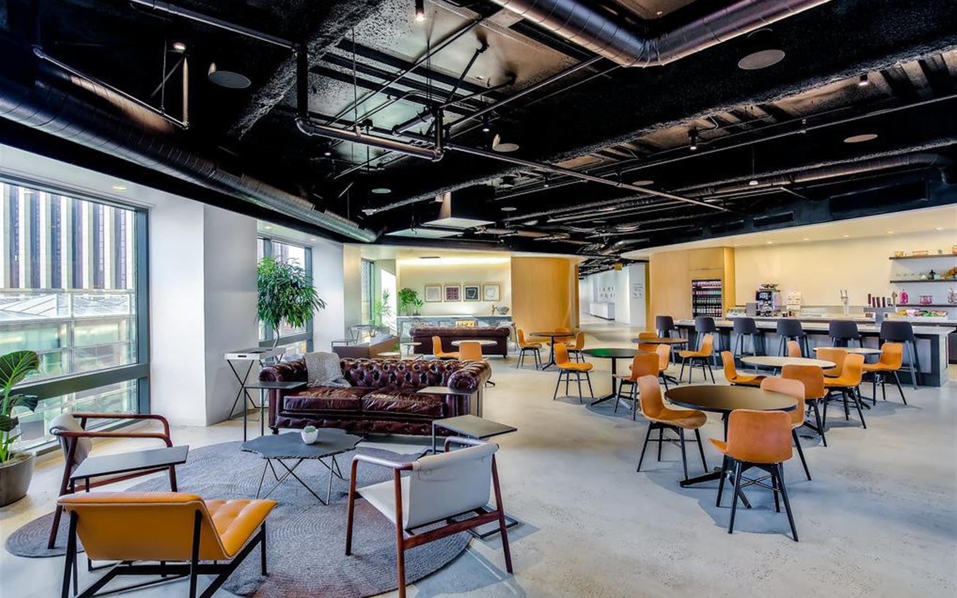 Convene at Wells Fargo Center - Open Membership