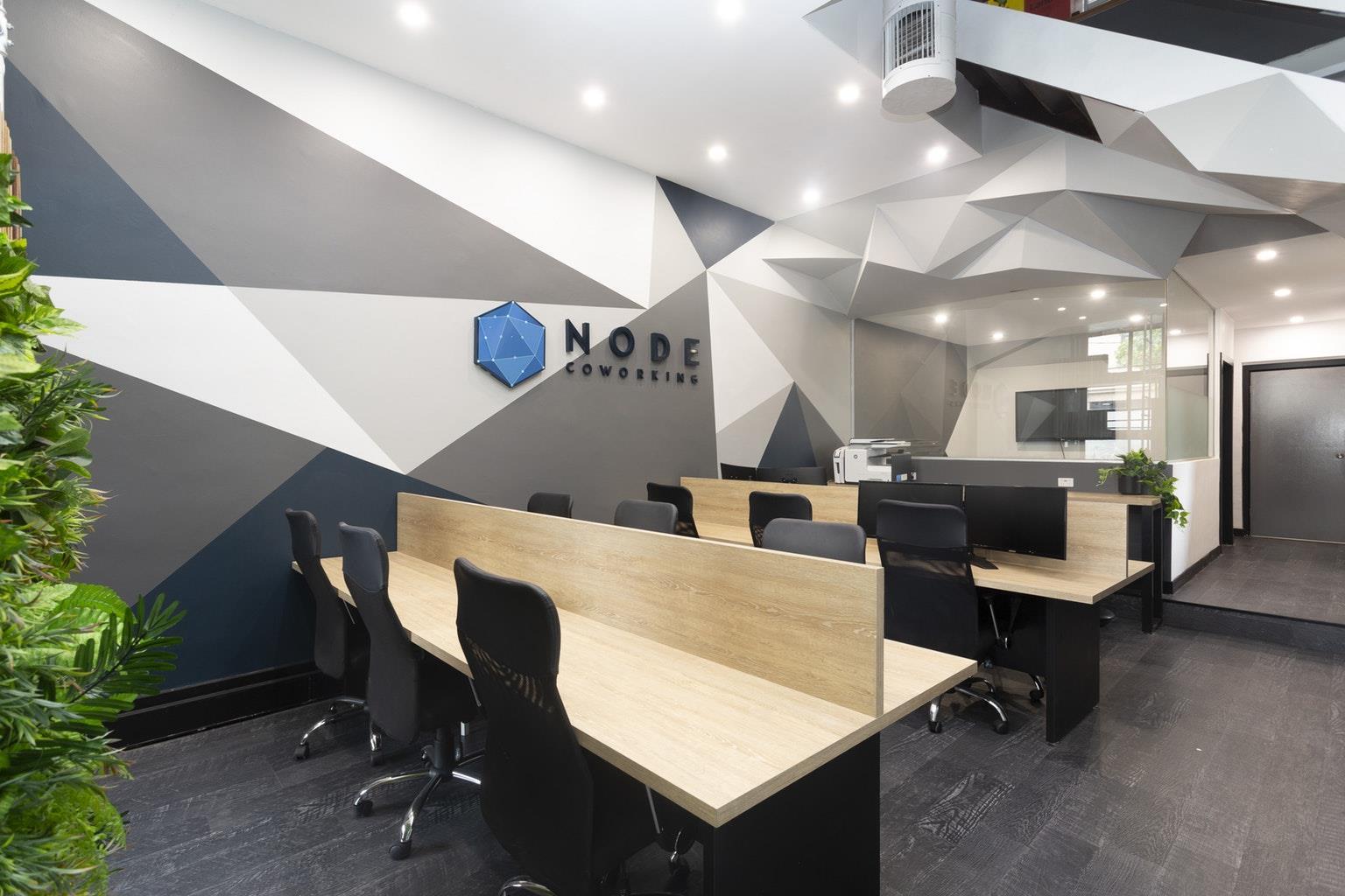 Node Coworking - Permanent Desk