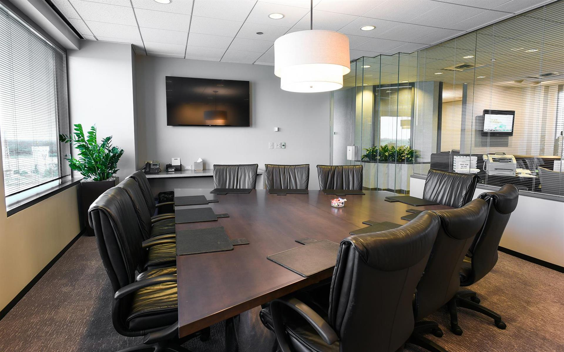 (SCH) Chatham Centre - Boardroom