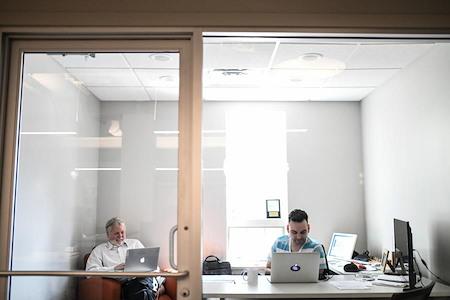 Cooperative Venture Workspace - Executive Office - Exterior