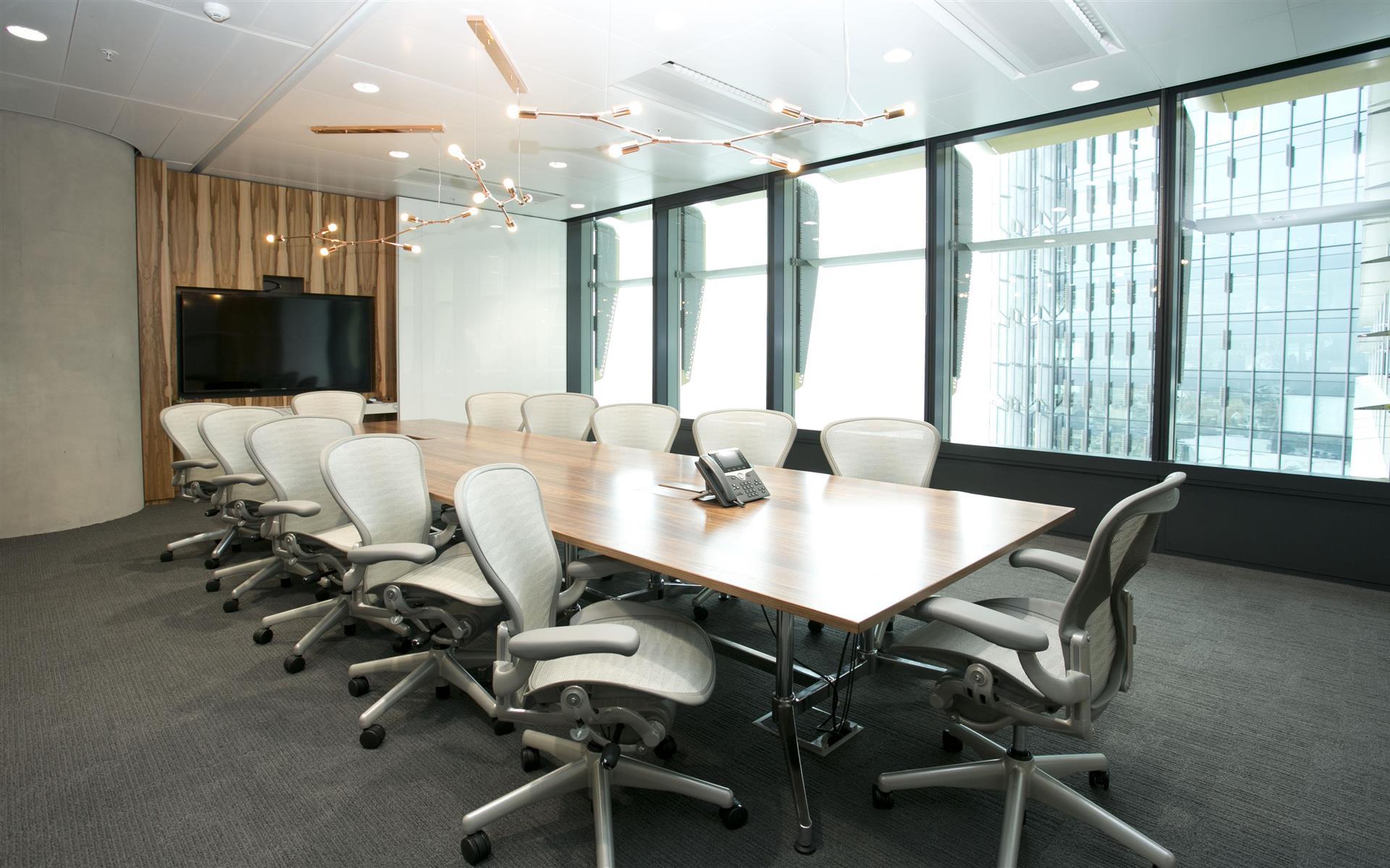 The Executive Centre - International Tower Three - 24A