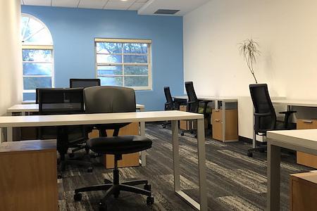 BLANKSPACES Culver City - Window Team Office #11