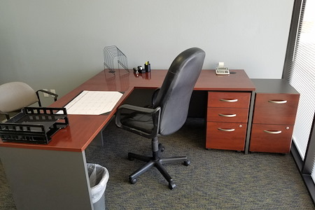 TerBush Investments, LLC - Private office with great amenities