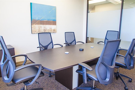 Office Evolution - Mill Valley - Small Conference Room #2