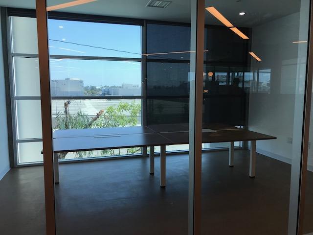ElleIsaac, LLC - Private Office wiht big window