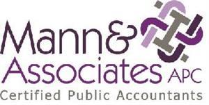Logo of Mann & Associates, APC.