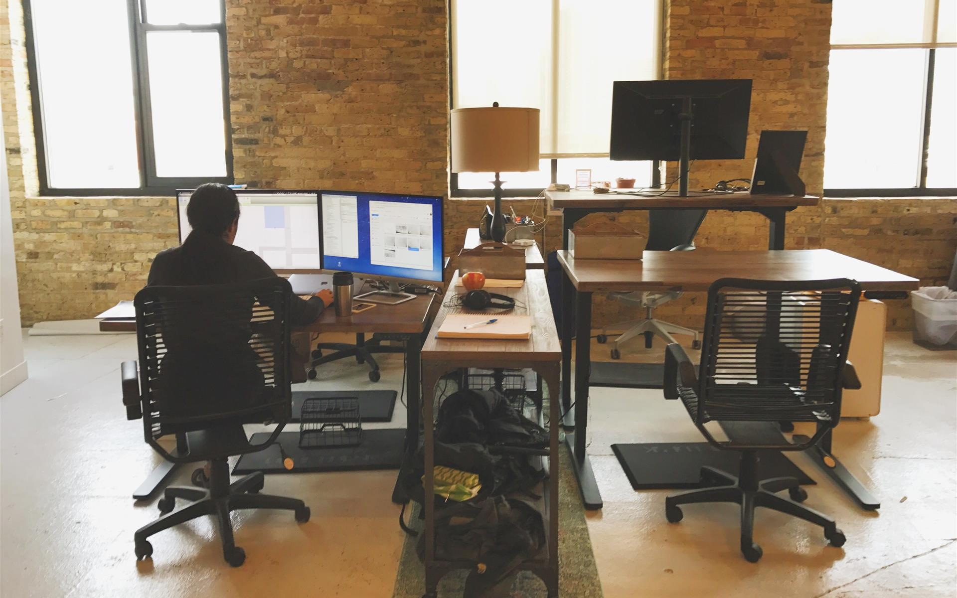 Fueled Collective – Chicago West Loop - Individual dedicated Desk