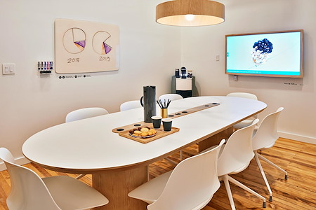 Meet In Place SoHo - Classic Conference Room #8