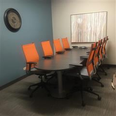 Host at Office Evolution - Hoffman Estates