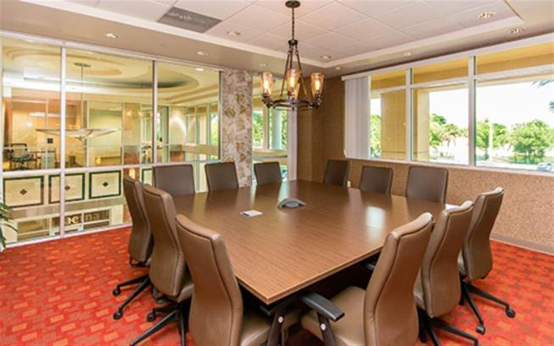 Quest Workspaces- Doral - Board Room