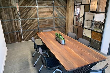Lancaster  CoWorking - Meeting Room 1