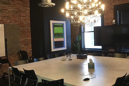 CounterPointe Co-Working Space - Large Meeting Room