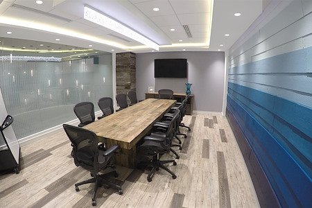 Metro Offices - Greensboro - The River Room