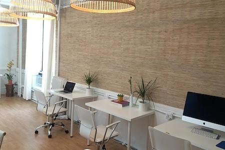 The Collective - Union Square - Flex Desk: six days / month