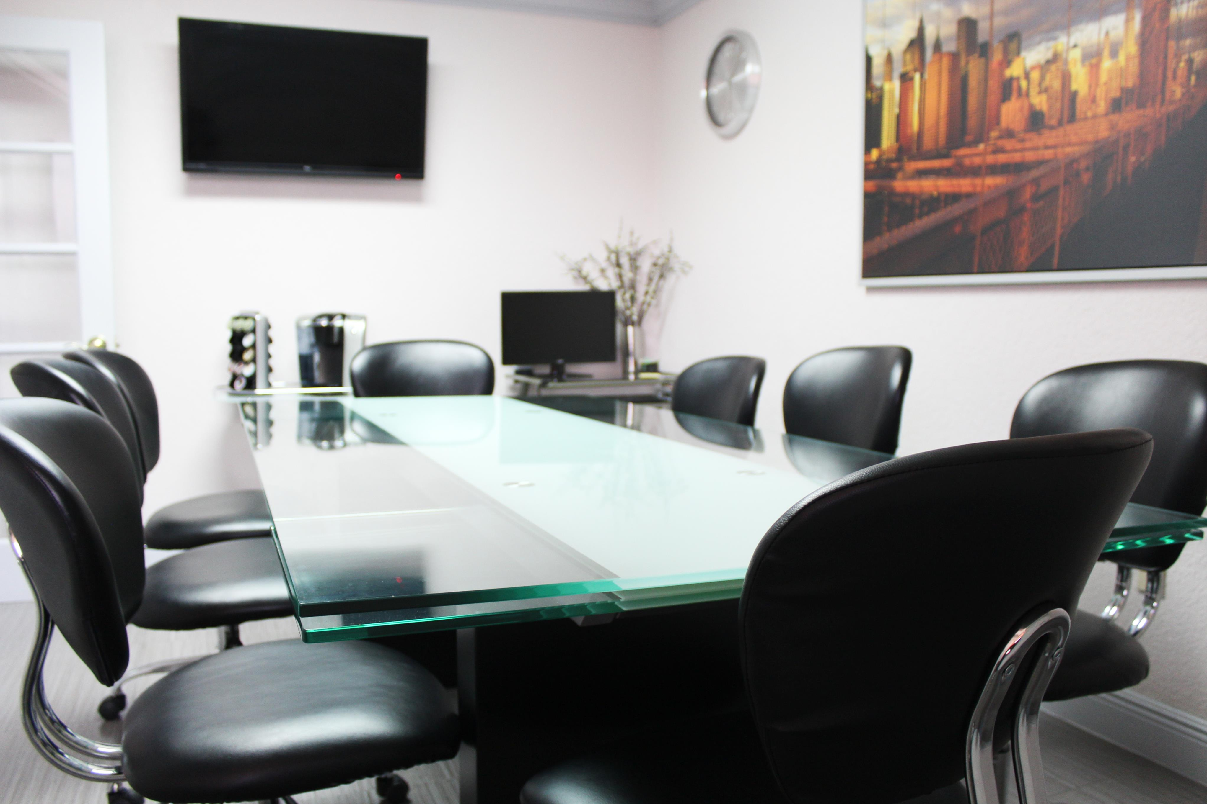 OfficeQ Miami - Conference Room