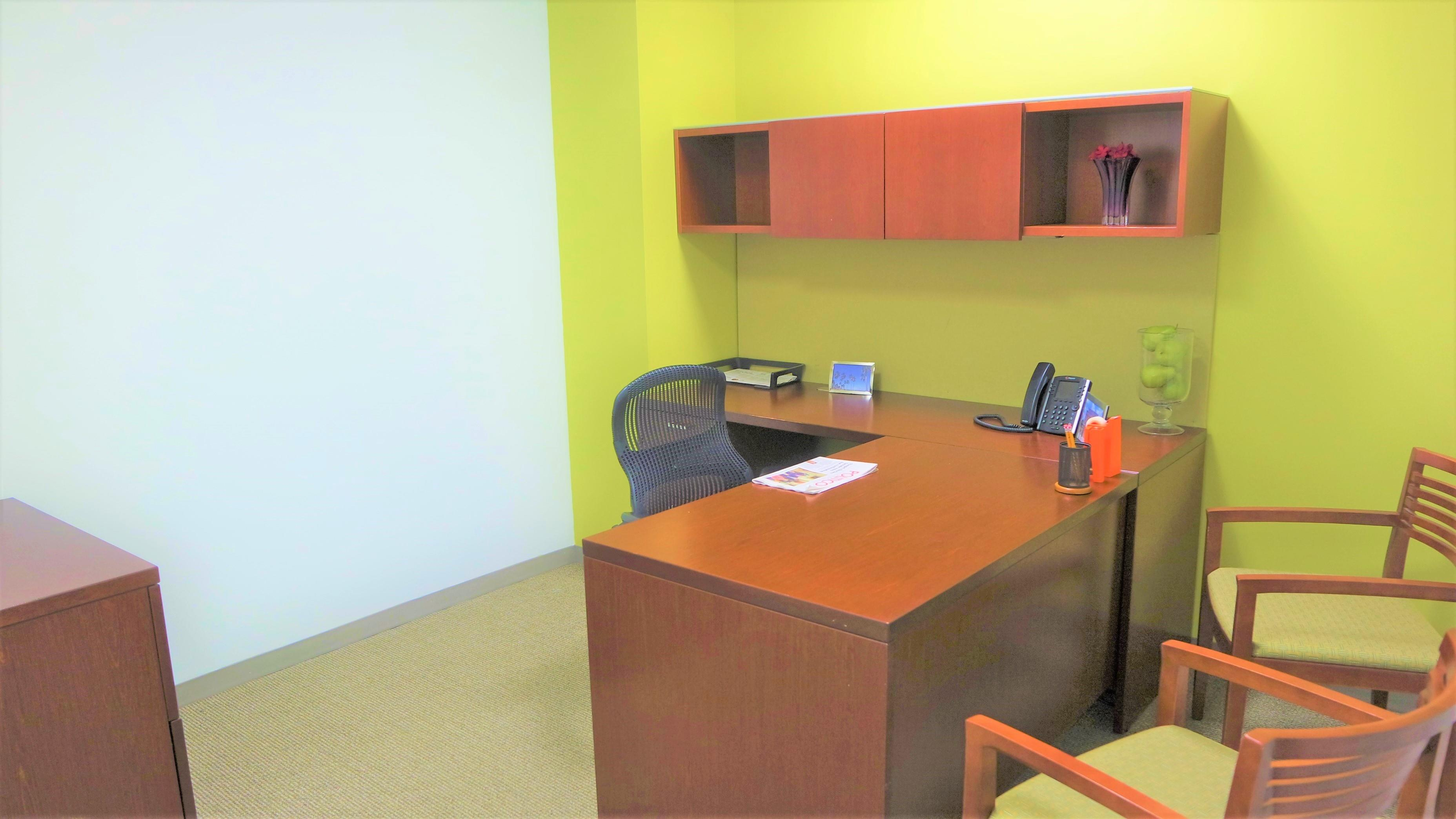 Carr Workplaces - The Willard - Interior Offices 408 & 408A