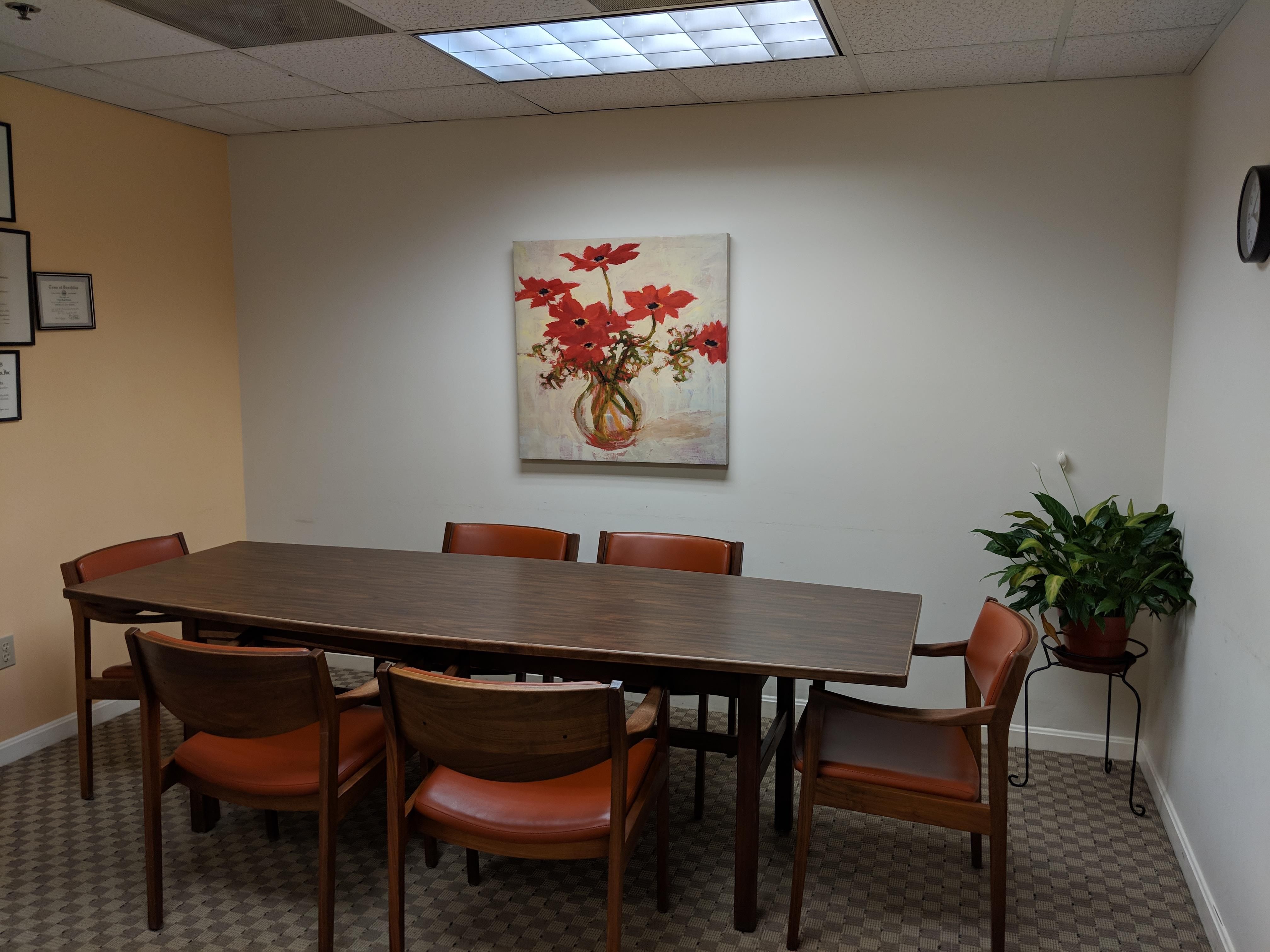 Schwartz & Schwartz, P.C. - Private office space with mailbox rental