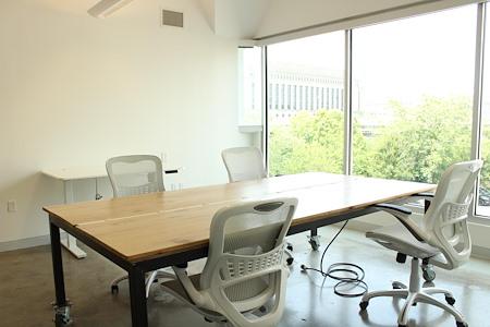 CityCoHo | Philly Nexus - Sunny Third Floor Office