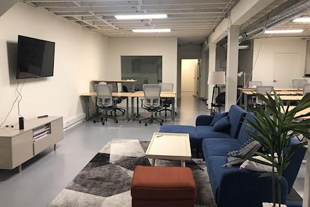 Sapling - Dedicated Desk 1