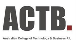Logo of Australian College of Technology and Business