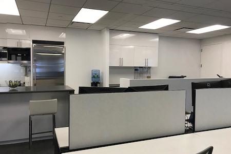 WM Capital Partners - Dedicated Desk