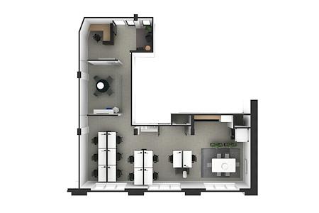 Crescent Real Estate | 208 North Market Street - Suite 250- altSpace