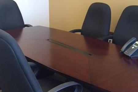 Duncan Black & Associates, PLC - Meeting Room