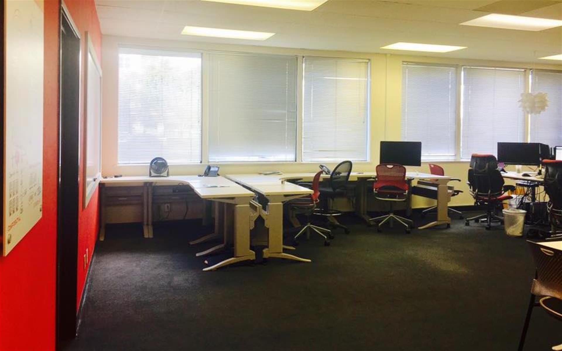 SalesX - Open Desk 1