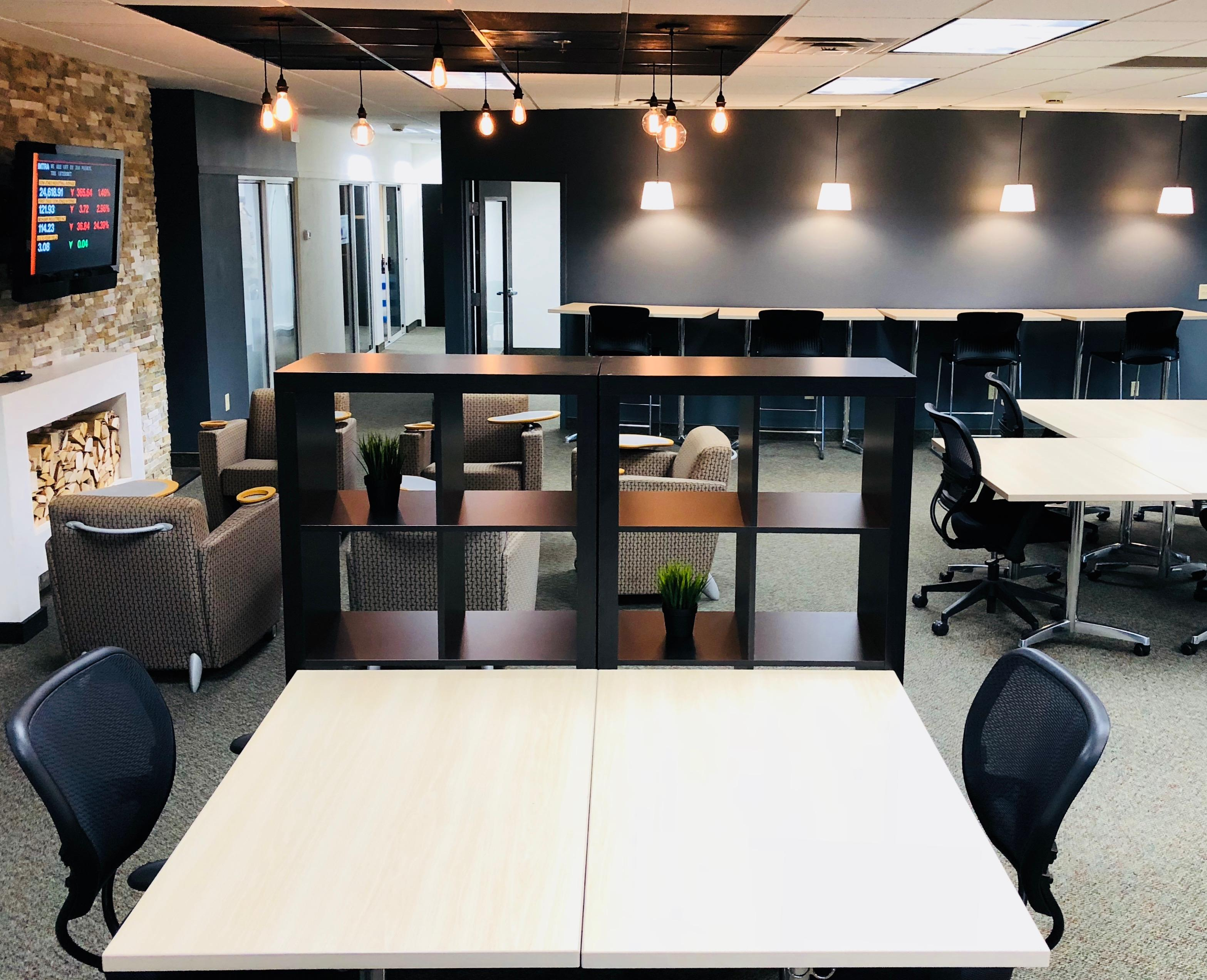 Filament Workplace - Open Desk Coworking Space
