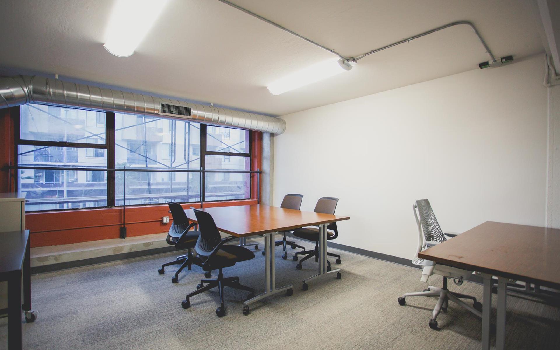 Impact Hub San Francisco - Team office for 5