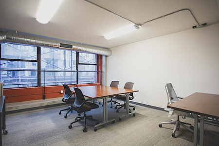 Impact Hub San Francisco - Team office for 5