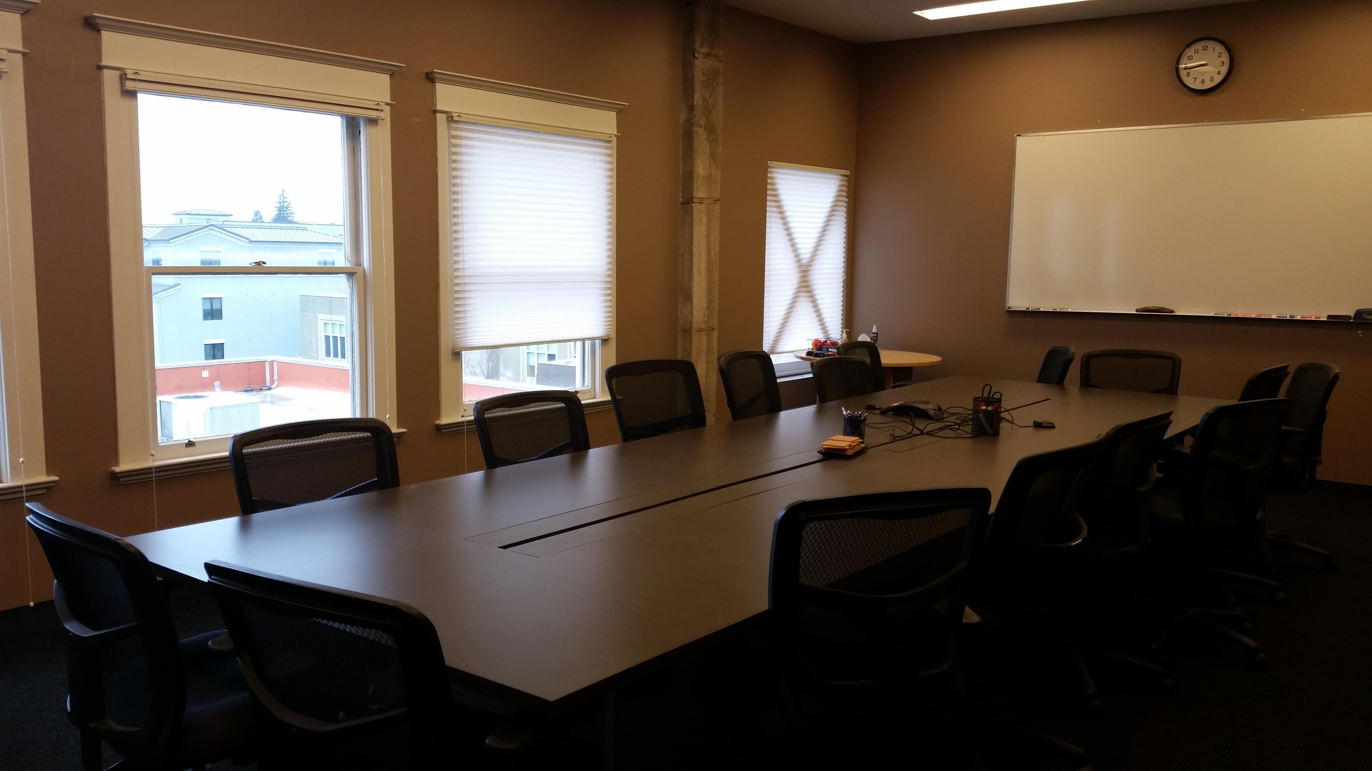 Informing Change - Meeting Room- Views of SF Bay