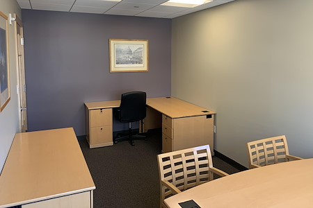 Intelligent Office Washington, DC - Double Private Executive Office
