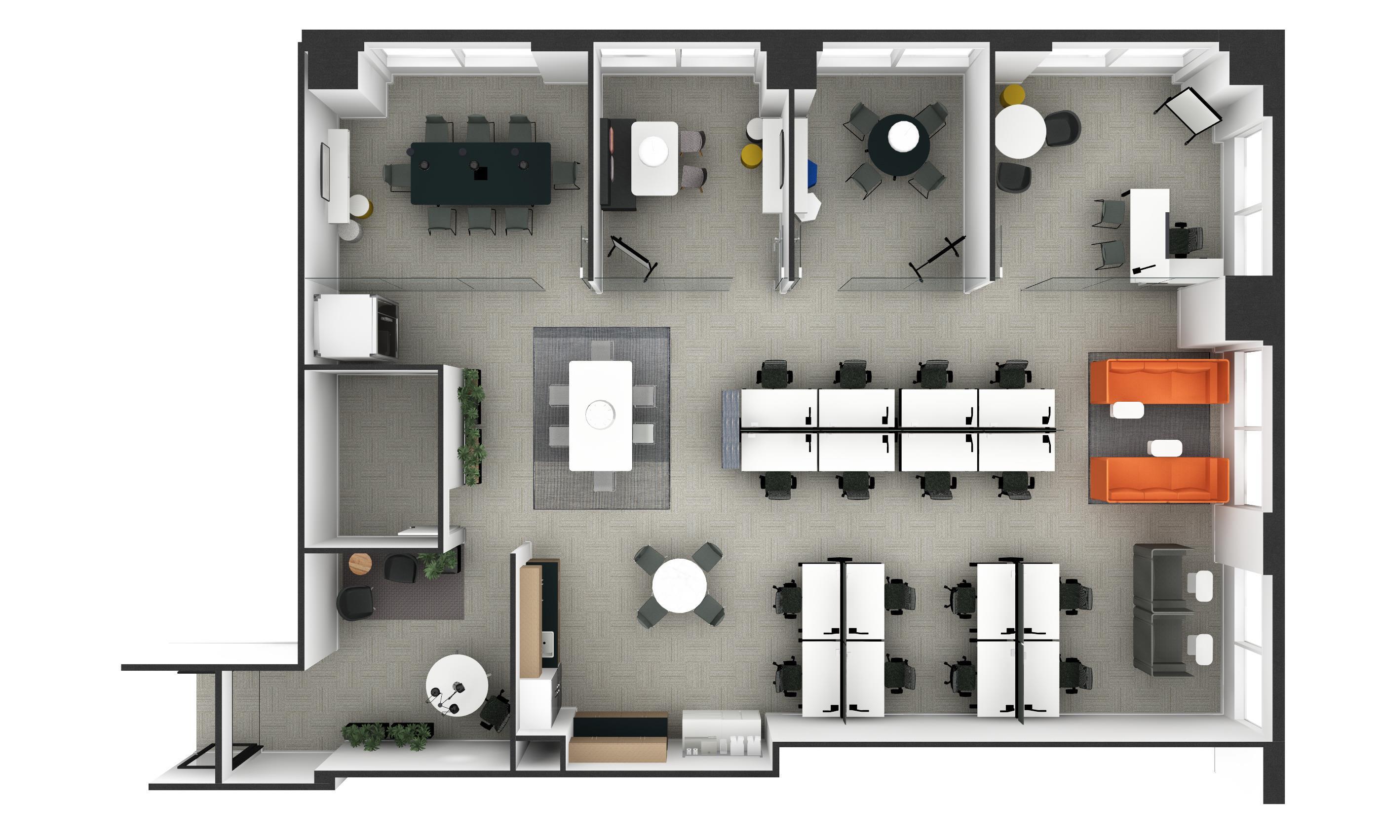 Billingsley   One Arts Plaza - Suite 730 - altSpace