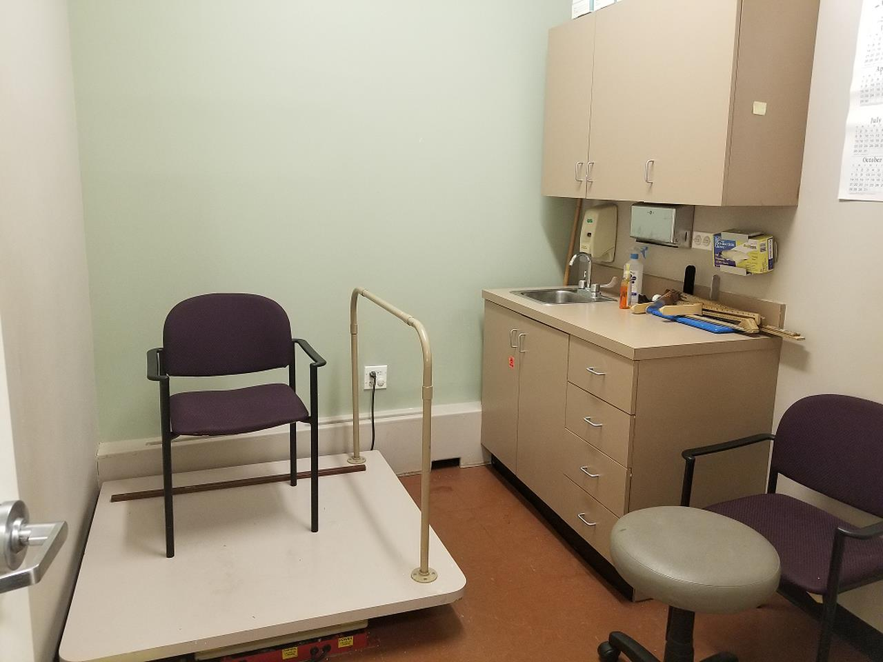 Arimed   MEDICAL OFFICE SUBLEASE