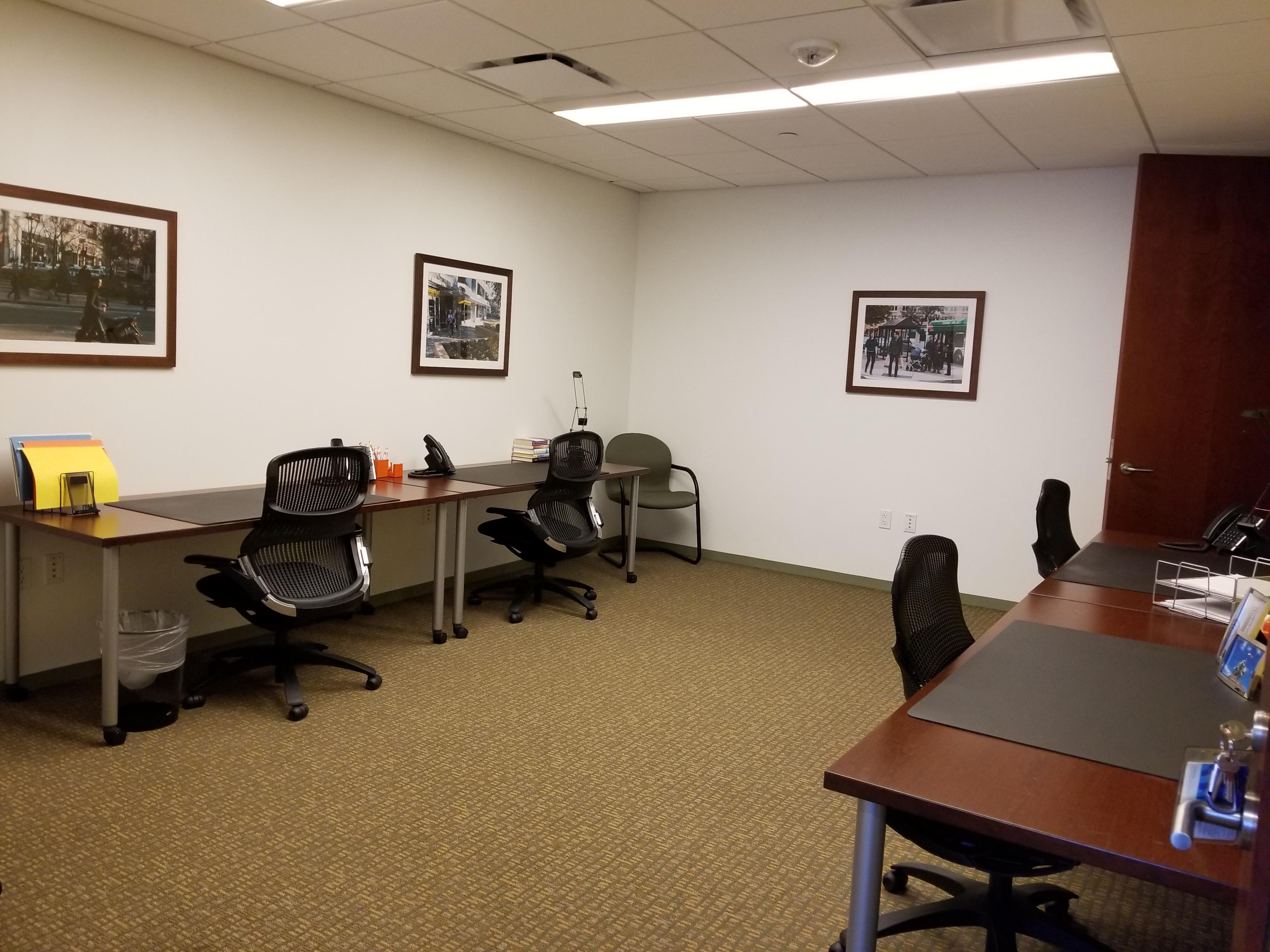 Carr Workplaces - Clarendon - Office 755