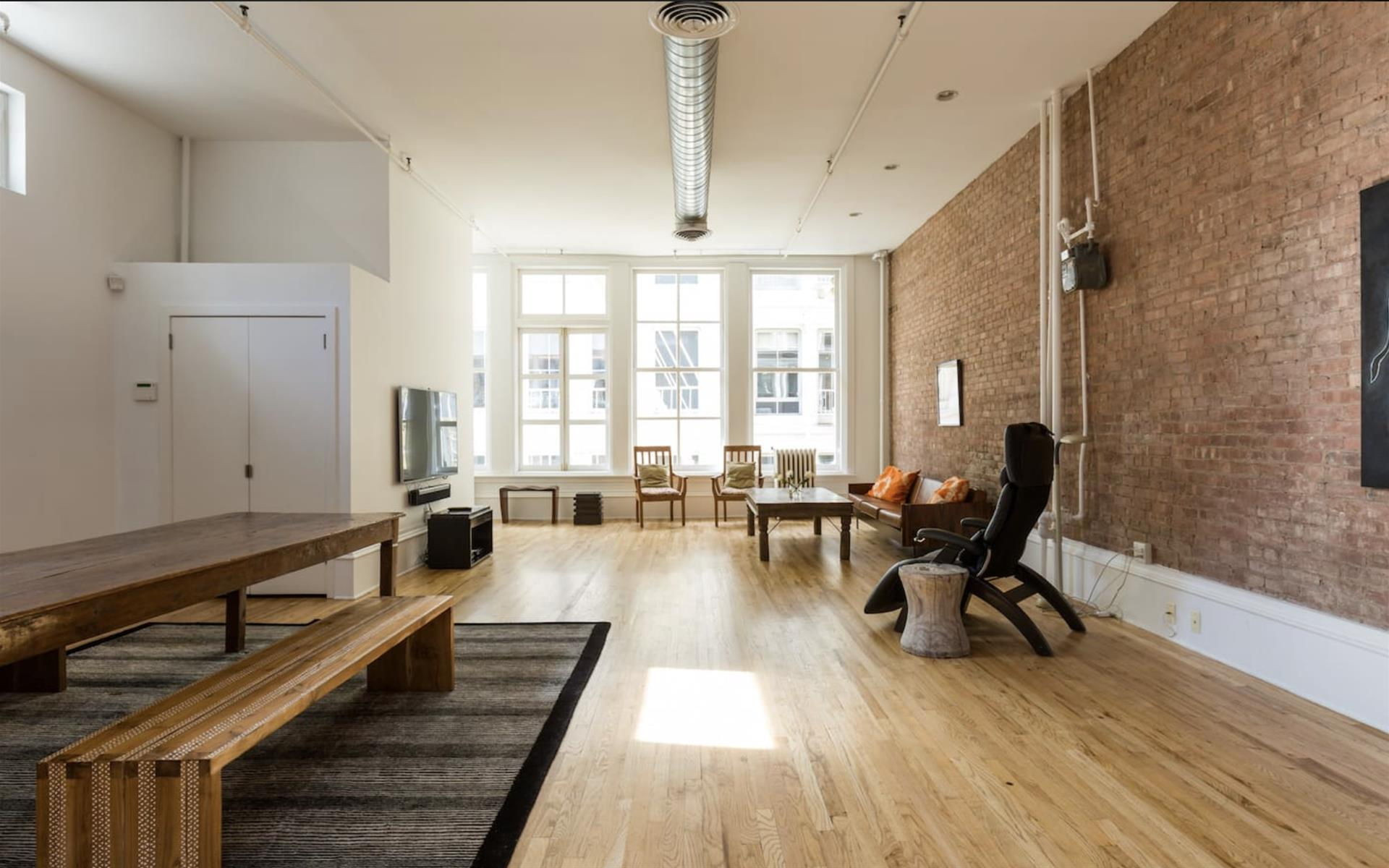 SoHo Luxury Loft Meeting & Event Space - Luxury Private Loft Event/Meeting Space