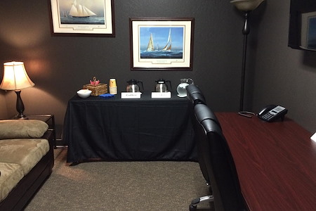 VuPoint Research San Francisco - Sailboat Room
