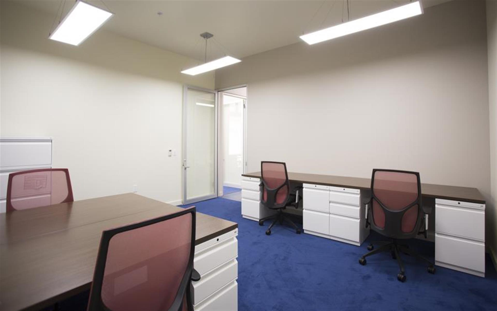 BLANKSPACES Pasadena - Private Team Office