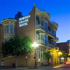 Host at Horton Grand Hotel