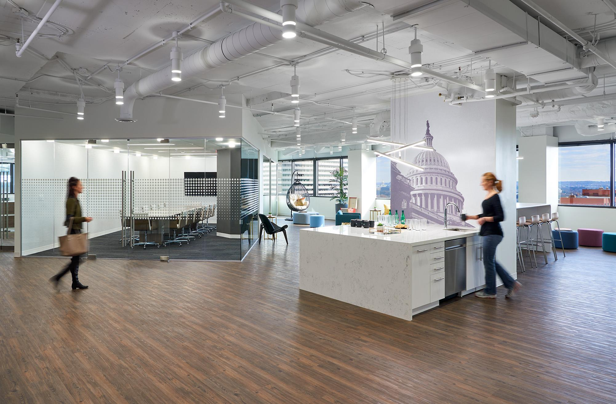 WashREIT | Arlington Tower - Team Office | Suite 840