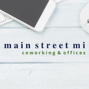 Logo of Main Street MI