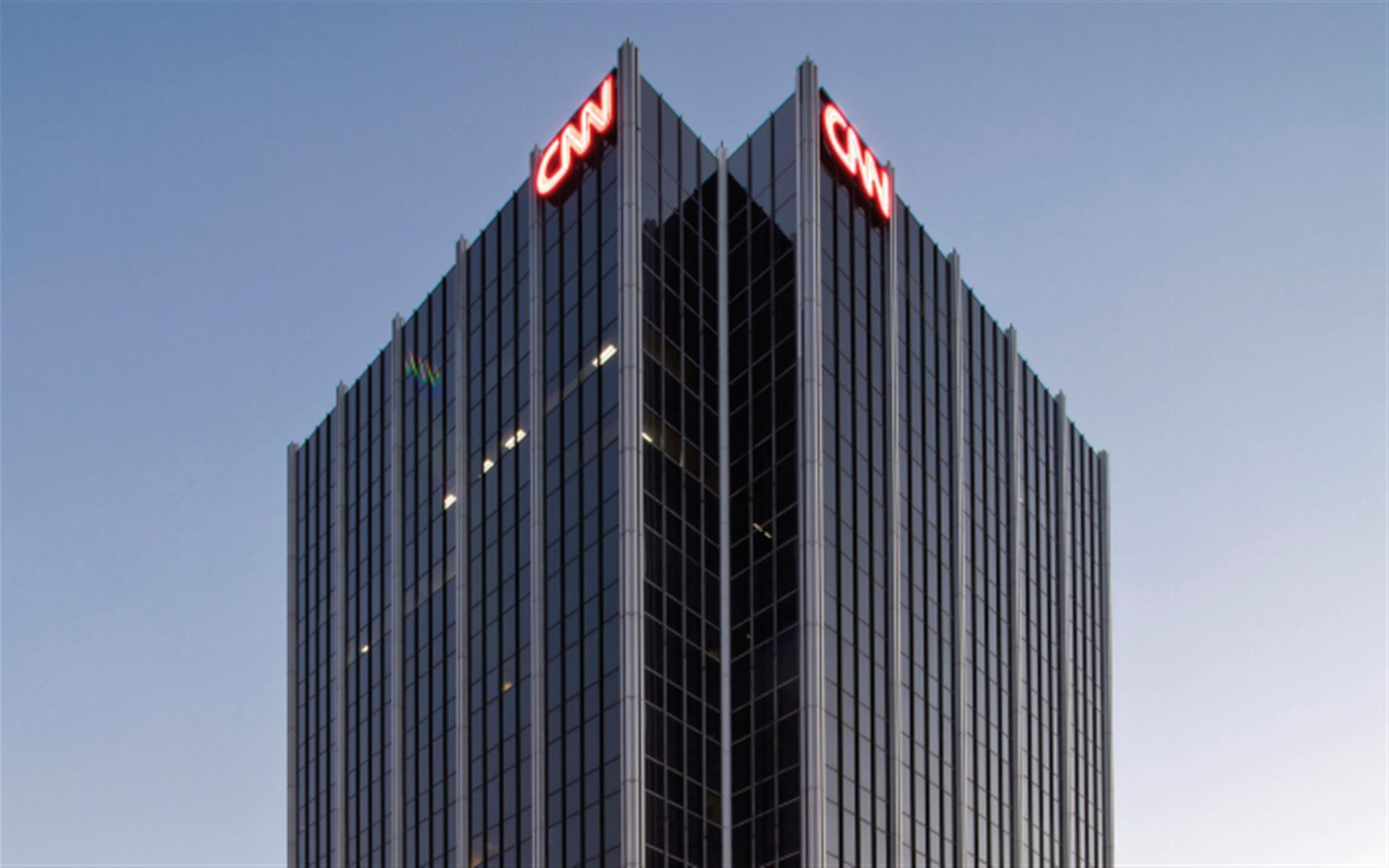 Oxford Road - Dedicated Desks Available in CNN Tower